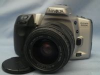 * 500si   NICE SET * Minolta 500SI   SLR Camera c/w 28-70mm Zoom Macro Lens £19.99